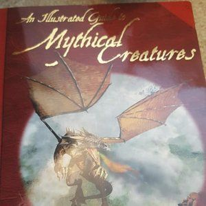 Ilustrated Guide to Mysical Creatures Book